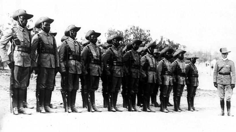 Image result for congo in world war 1