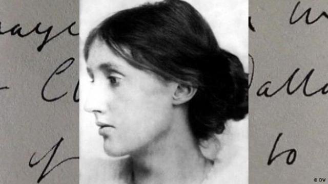 The novelist Virginia Woolf