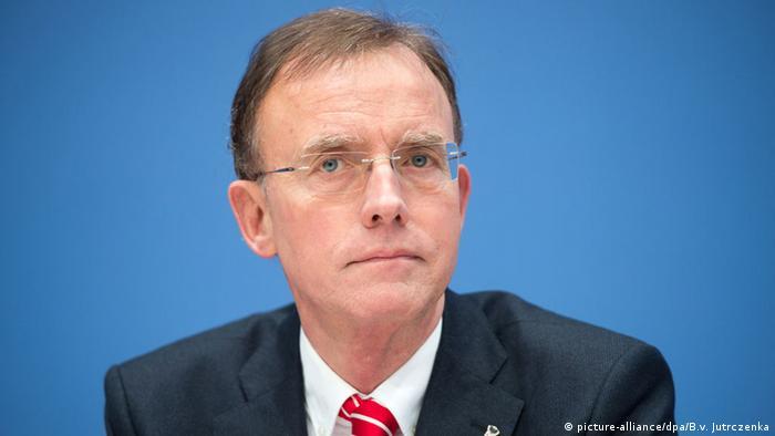 Deutschland Gerd Landsberg (picture-alliance/dpa/B.v. Jutrczenka)