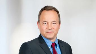 Claus Stäcker, the head of DW's Africa service