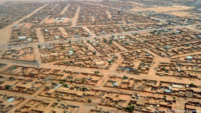 Niger Agadez Afrika (Getty Images/Afp/Issouf Sanogo)