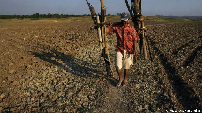 Indien Dürre und Ernteausfall (Reuters/S. Pamungkas)