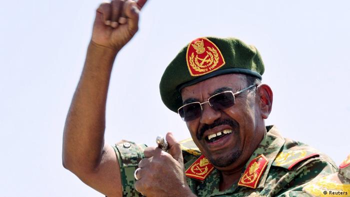Omar al-Baschir ARCHIV (Reuters)