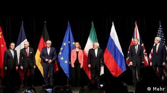 Iran nuclear deal talks in Vienna (Mehr)