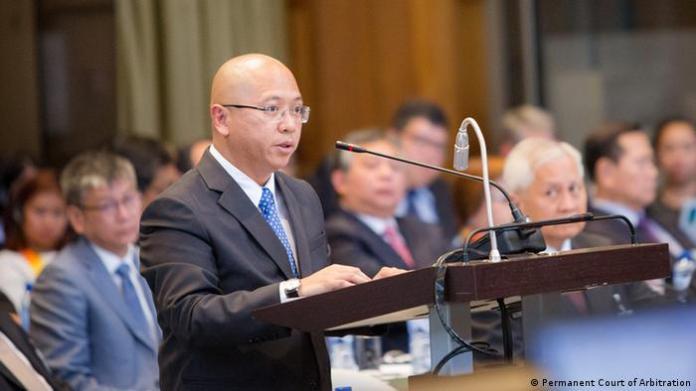 Die Philippinen gegen China vor dem Ständigen Schiedshof in Den Haag (Permanent Court of Arbitration)