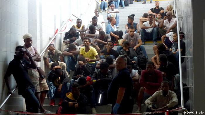 Refugees in Rosenheim
