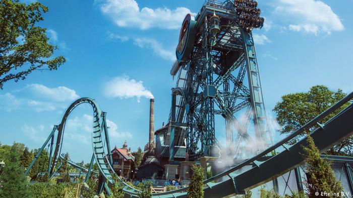 Ten spectacular amusement parks in Europe