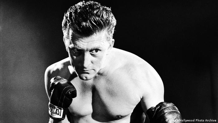 Kirk Douglas as a boxer in Champion (Foto: Imago/Hollywood Photo Archive)