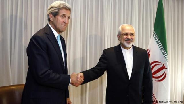 Symbolbild - Atomabkommen mit dem Iran (Getty Images / AFP / R. Wilking)