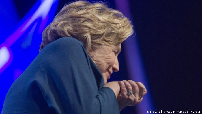 USA Las Vegas Hillary Clinton Konferenz Recycling Industrie 2014