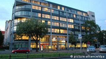 Scientology center in Berlin
