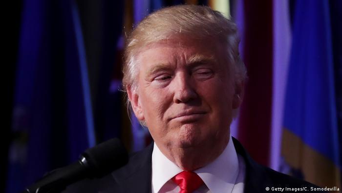 USA   Donald Trump (Getty Images/C. Somodevilla)