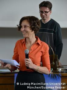 Ludwig-Maximilians Üniversitesi'nden Susanne Renner