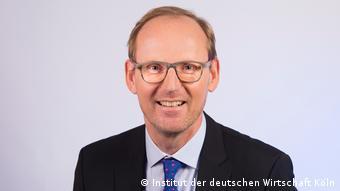 Christoph Schröder, Institut der deutschen Wirtschaft Köln (Institut der deutschen Wirtschaft Köln)