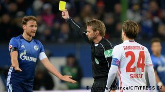 Germany Football Bundesliga - Hamburger SV.  FC Schalke 04 (picture-alliance / CITYPRESS 24)