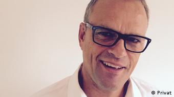 Patrick Horst: Politikwissenschaftler am Institut für Anglistik, Amerikanistik und Keltologie der Universität Bonn (Privat)