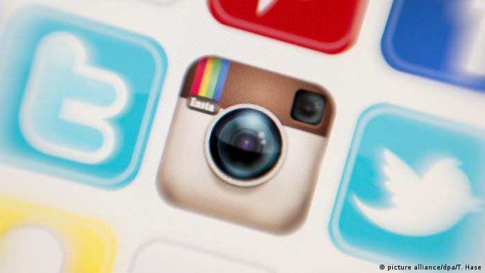 Social Media - Instagram (picture alliance/dpa/T. Hase)