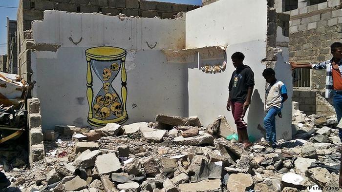 Wie die Medien über den Krieg im Yemen berichten (Murad Subay)
