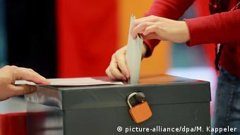 Deutschland Bundestagswahl 2013 (picture-alliance/dpa/M. Kappeler)