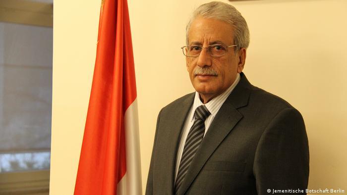Prof. Dr. Yahia Mohammed Abdullah Al-Shaibi, Botschafters der Republik Jemen in Deutschland (Jemenitische Botschaft Berlin)