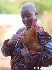 Tansania Mkulima Markt (Ahmad Juma)