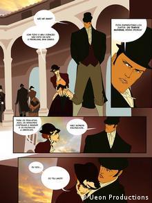 Comics über die Pernambuco Revolution 1817 in Brasilien (Ueon Productions)