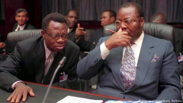 Nigeria Dan Etete