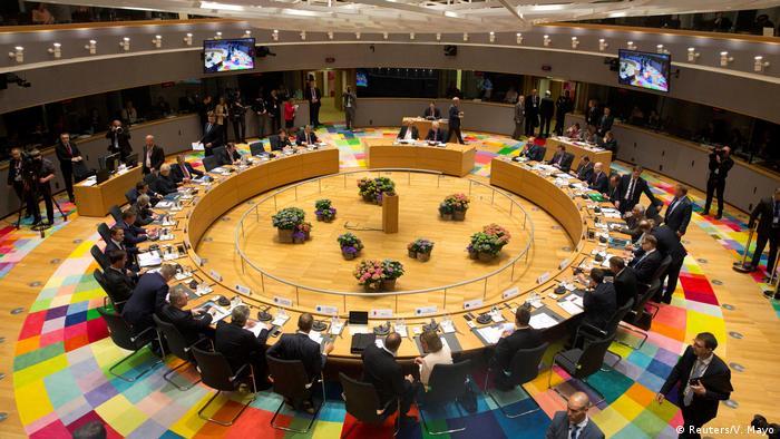 نشست اتحادیه اروپا بدون بریتانیا در روز ۲۹ آوریل