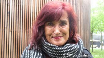 Patricia Ariza.