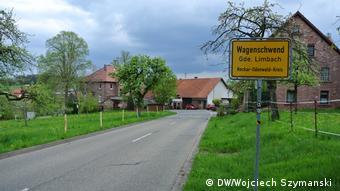 Bilder aus Wagenschwend (DW/Wojciech Szymanski )
