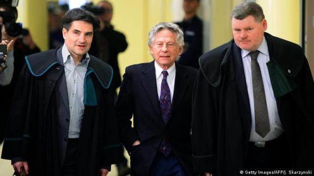 Sex-Sakandale von Prominenten (Getty Images / AFP / J. Skarzynski)