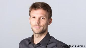 FAZ-Redakteur Christian Meier (F.A.Z/Wolfgang Eilmes)