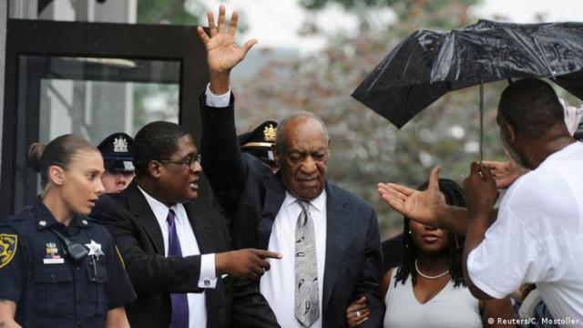 Pennsylvania Bill Cosby Prozess (Reuters / C. Mostoller)