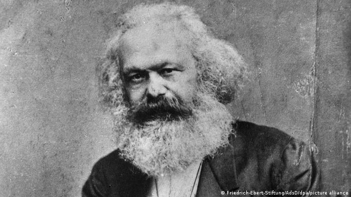 Karl Marx (picture alliance/dpa/AdsD/Friedrich-Ebert-Stiftung)