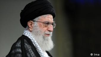 Iran's Supreme leader Ali Khamenei (Irna)