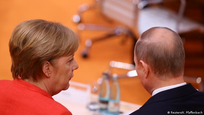 Deutschland G20 Gipfel (Reuters/K. Pfaffenbach)