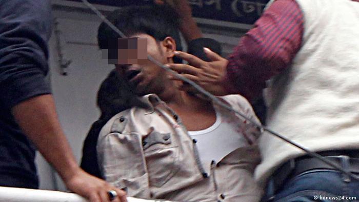 Bangladesch Dhaka - Mord von Bishwajit Das (bdnews24.com)