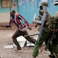 Kenya protests turn deadly after election