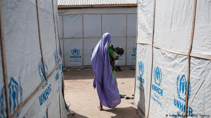 Nigeria UN Camp in Maiduguri (Getty Images/AFP/S. Heunis)
