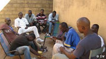 Bamako Malis Hauptstadt (DW)