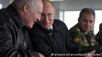 Vladimir Putin (picture-alliance/dpa/A.Druginyn)