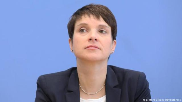 Deutschland Pressekonferenz mit Dr. Frauke Petry (picture-alliance / Eventpress)