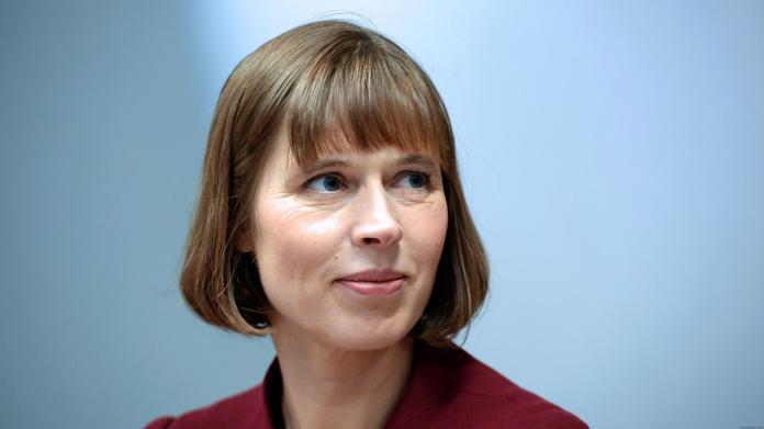 Как Эстония стала цифровой, объясняет ее президент