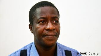 Togo David Ekoue Dosseh (DW/K. Gänsler)