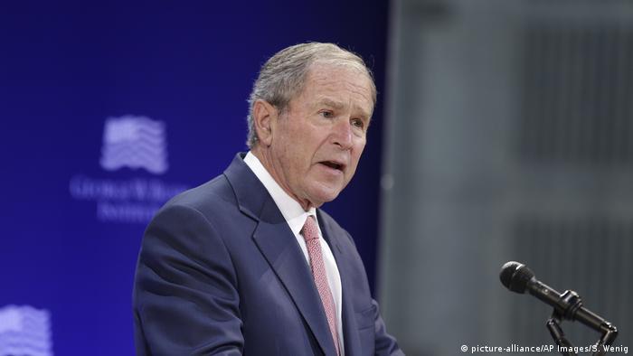 USA George W. Bush
