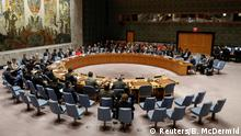 UN-Sicherheitsrat in New York zu Situation in Nahost