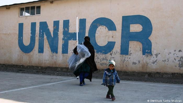 UNHCR Shirika la wakimbizi la Umoja wa Mataifa (DW/Shoib Tanha Shokran)