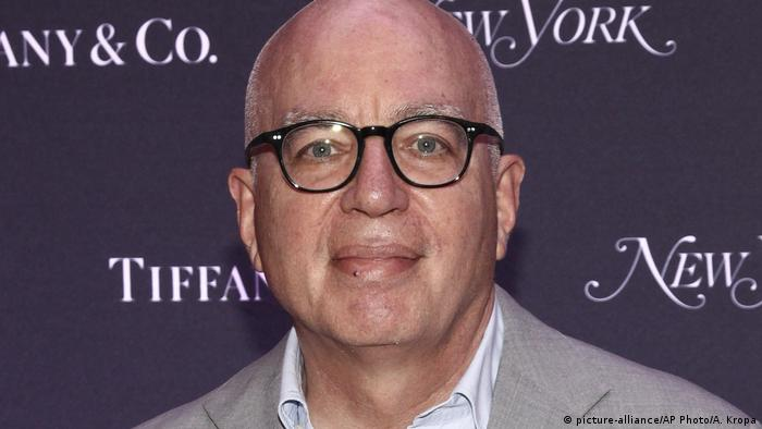 Head shot of author Michael Wolff.