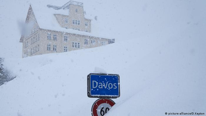 World Economic Forum in Davos (picture-alliance/D.Keyton)