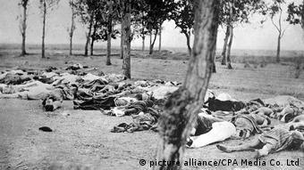 Ντοκουμέντο της εποχής από την Γενοκτονία των Αρμενιών
